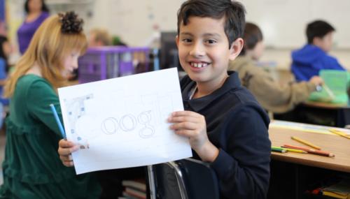 Doodle 4 Google: Matteo