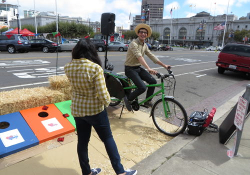 The Expiration of Park(ing) Day