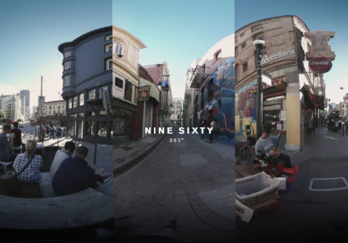 Thank you Vimeo for Supporting 360°